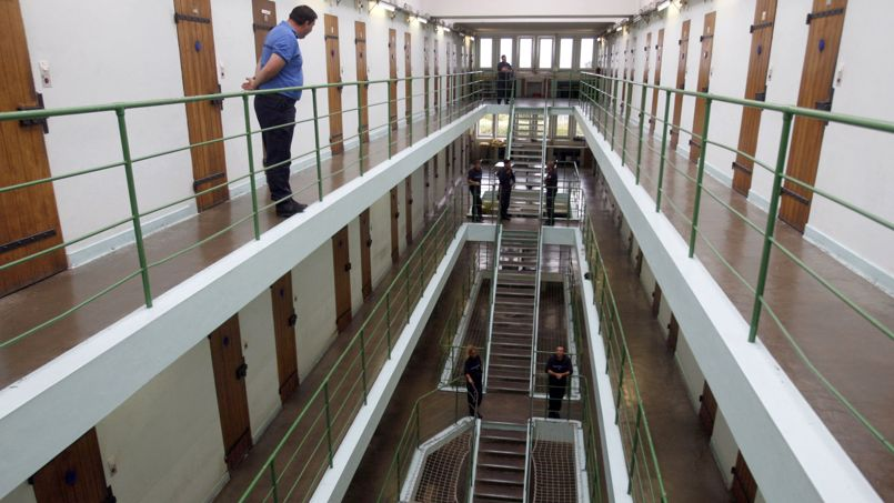La prison de Saint Martin de Ré.