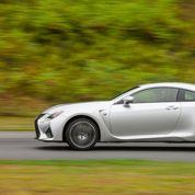 Lexus RCF, pour relever le défi