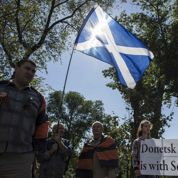 Le non écossais chagrine les séparatistes prorusses ukrainiens