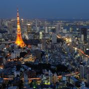 Tokyo gigantesque et minuscule