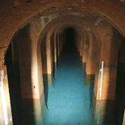 Visite temporaire du réservoir d'eau de Montsouris