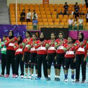Les Maldives encaissent un 79-0 en handball