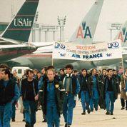 Air France : le mouvement social le plus long depuis 1998