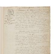 Napoléon et Joséphine, un contrat de mariage à 437.500 euros