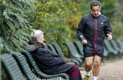 Nicolas Sarkozy, ce grand passionné de sport