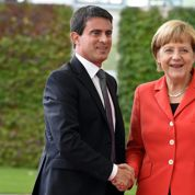 Merkel encourage Valls à réformer