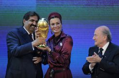 Coupe du monde 2022: Le Qatar reste sûr de lui