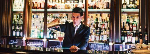 Les meilleurs bars de palace