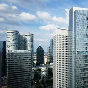 Axa s'installe dans la tour Majunga à La Défense