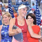 Finaliste de l'US Open, elle oublie son chèque de 1,45 million de dollars