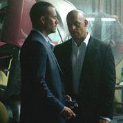 Fast & Furious 7 :Paul Walker et Vin Diesel sur un cliché inédit