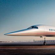 Airbus coopère à la conception d'un jet privé supersonique