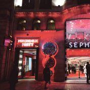 Sephora doit rester fermé à 21heures