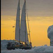 Autour du pôle Nord, sur les traces du voilier Tara