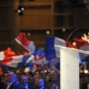 Meeting de Sarkozy: déjà un air de campagne présidentielle