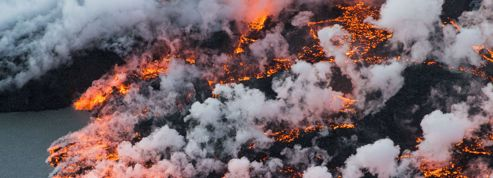 Des poussières volcaniques islandaises polluent le nord de la France