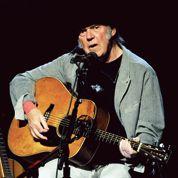 Neil Young, chanteur toujours plus engagé