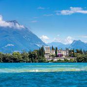 L'île de Garde, une leçon d'Italie