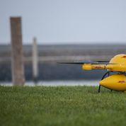 Livraison par drone: DHL devance Amazon et Google
