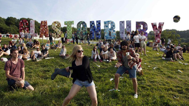 Le festival de Glastonbury (Royaume-Uni) a un immense impact sur les écoutes d'artistes en streaming.