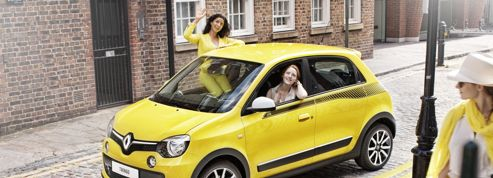 La petite Renault Twingo retrouve enfin des couleurs