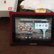 La nouvelle tablette Qooq débarque dans nos cuisines