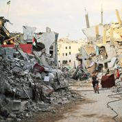 À Gaza, la reconstruction se fait attendre