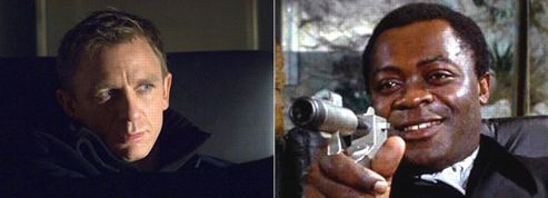 Daniel Craig alias Dr Kananga ou quand 007 joue les méchants