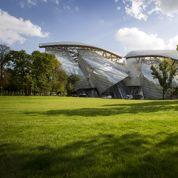 Fondation Louis Vuitton, un iceberg au Bois de Boulogne