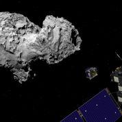 Philae tentera de se poser sur la comète 67P le 12 novembre