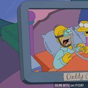 Les Simpson : le personnage décédé est…
