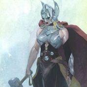 La version féminine de Thor va rendre tout le monde marteau