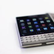 Avec son Passport, BlackBerry mise sur la rupture