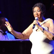Aretha Franklin chante Rolling In The Deep d'Adele