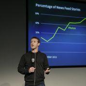 Zuckerberg, l'Américain qui s'est le plus enrichi en 2014
