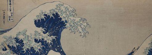 Hokusai, le Picasso de l'ère Edo