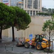 Pluies à Montpellier : «Un phénomène météo exceptionnel par son intensité»