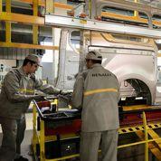 Les véhicules utilitaires au secours de l'usine de Sandouville
