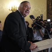 Gérard Larcher fait un pas décisif vers la présidence du Sénat