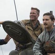 Fury : Brad Pitt ne tarit pas d'éloge sur Shia LaBœuf