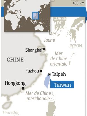 Taïwan repense sa défense face à la Chine