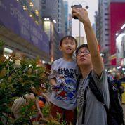 À Hongkong, le smartphone est le meilleur allié des manifestants