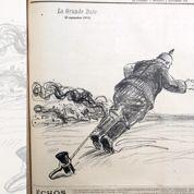 1914 : la bataille de la Marne par Forain