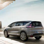 Renault réinvente un Espace haut de gamme