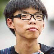 Joshua Wong, l'icône de la «génération parapluie»
