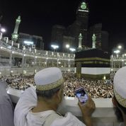 Afflux de fidèles au premier jour du pèlerinage de La Mecque
