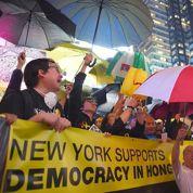 Pékin s'agace du soutien étranger aux manifestants hongkongais