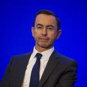 Bruno Retailleau prend la tête du groupe UMP au Sénat