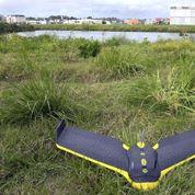 Le drone qui lutte contre la fraude fiscale