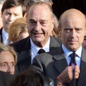 Le soutien de Jacques Chirac à Alain Juppé divise l'UMP
